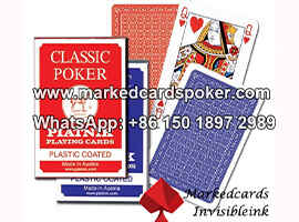 Piatnik Classic Magic Marked Poker Cards