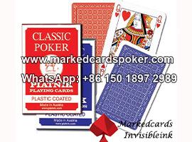Piatnik Classic magia marco cartas de poquer