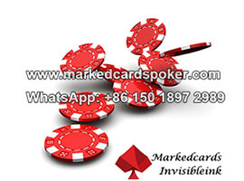 Poker Chip Scanning Camera For Juice Marked Cards