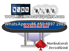 Poker Table Hidden Camera Cheating Device For Texas Holdem