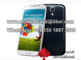 Samsung Mobile Phone Barcode Poker Scanner