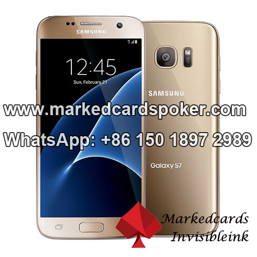 Samsung Phone Poker Cheating Camera For Marked Cards