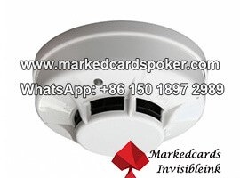 Smoke Detector IR Poker Camera