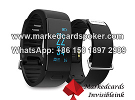 Sport Watch Poker Camera