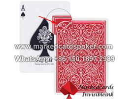 superior marked poker cards