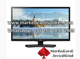 TV Playing Cards Poker Scanner Camera