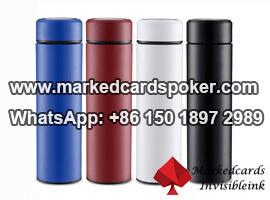 Analizador de escaner de tarjetas de poquer marcado