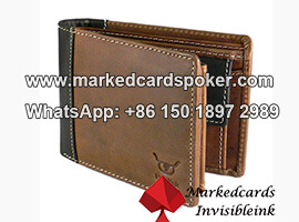 Camara de escaneo de billetera para escanear codigo de barras marcada tarjetas