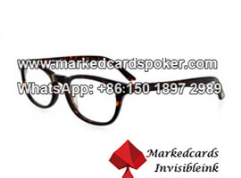 Gafas de X Ray ver a traves de cartas de jue