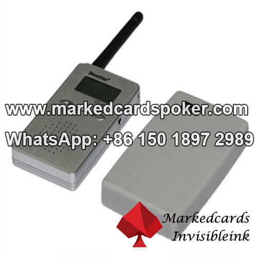 How To Use Marked Cards Walkie Talkie?